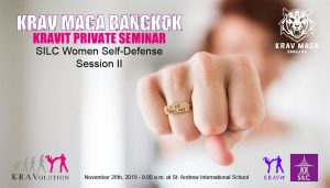 SILC Private Women Self-Defense Seminar – Session II