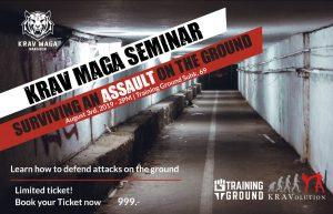 Surviving an Assault on the Ground