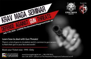 Deal with Gun Threats – Seminar