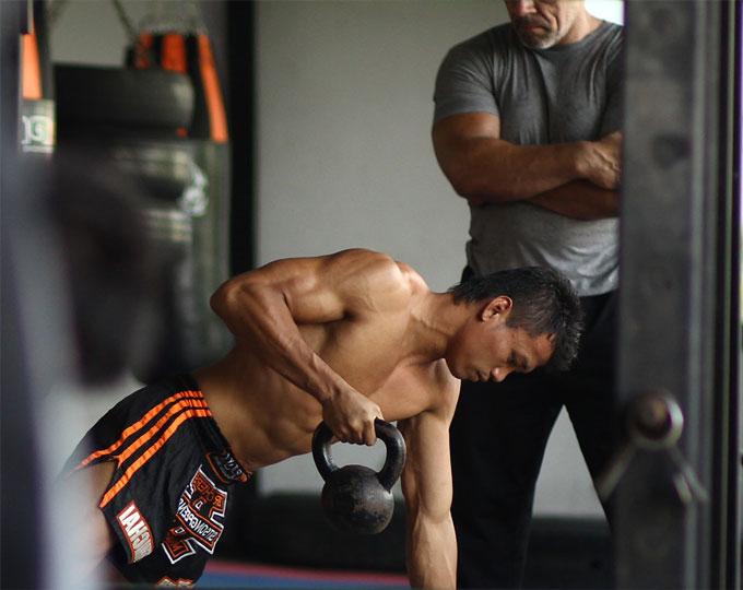 Krav Maga bangkok private training and coaching