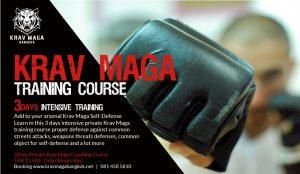 Intensive Krav Maga Training Course